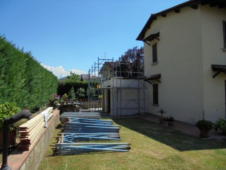 La costruzione prima dei lavori